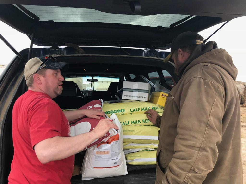 Delivering Supplies Knox Co (2)