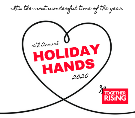 Get started with Holiday Hands