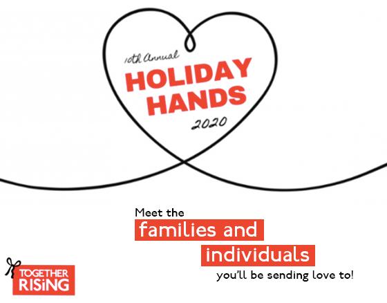 Holiday Hands Blog